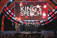 Winner 83rd Academy Awards The Kings Speech