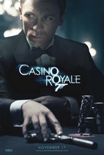 Plakat James Bond - Casino Royal