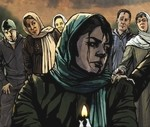 Filmszene aus The Green Wave von Ali Samadi Ahadi