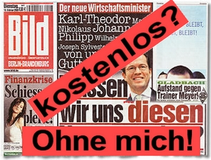 Bild-Zeitung Cover