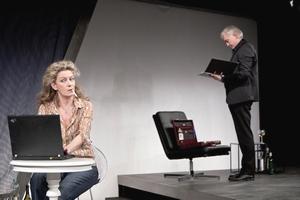 Szene aus dem Theaterstück Gut gegen Nordwind