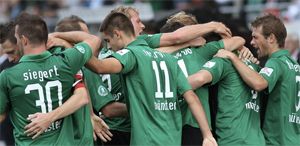 Spielszene SC Preussen Münster