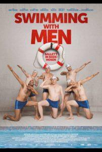 """Plakat zum Film """"Swimming with Men"""""""