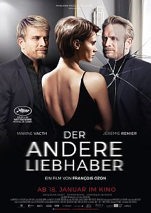 """Filmplakat zum Film """"Der andere Liebhaber"""""""