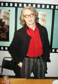 Wim Wenders im Cineplex in Münster