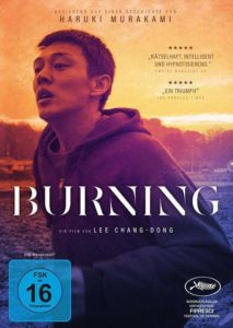 DVD Cover Burning. (c) Capelight Pictures.