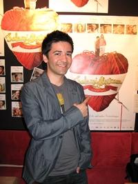 Interview Navid Akhavan Salami Aleikum (Photo: C.Gertz)