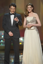 83rd Academy Awards Hosts Anne Hathaway James Franco