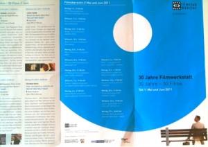 Broschüre 30 Jahre 30 Filme Filmwerkstatt Münster