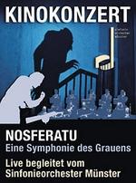 Plakat Kinokonzert Nosferatu