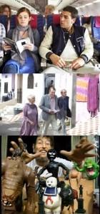 Szenen aus den Filmen Tuerkisch fuer Anfaenger Best Exotic Marigold Hotel Abschied von den Froeschen