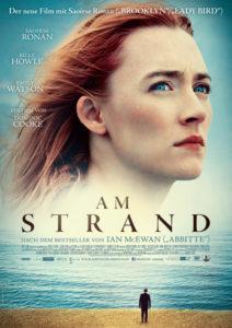 Plakat zum Film Am Strand mit Saoirse Ronan.