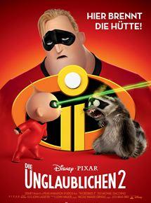 Plakat zum Film Die Unglaublichen 2