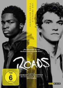 DVD Cover Roads. (c) Studiocanal.