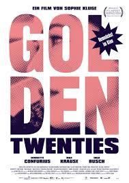Plakat zum Film Golden Twenties.