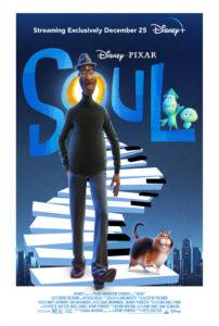 Soul Filmplakat von Disney